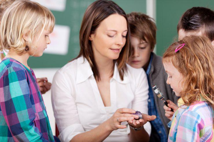 primary school jobs in school support